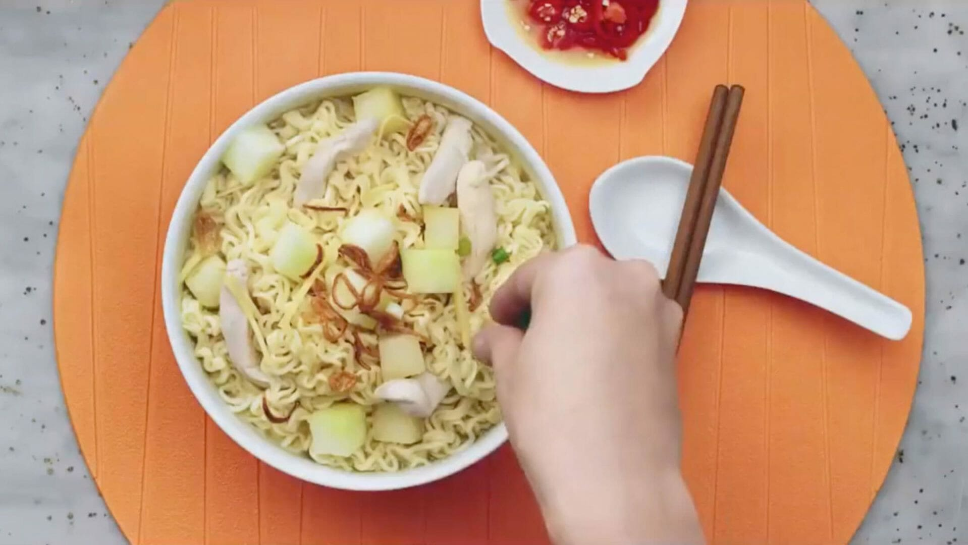 Nestle Malaysia MAGGI - _ From Our Kitchen to your Kitchen Newsroom Campaign