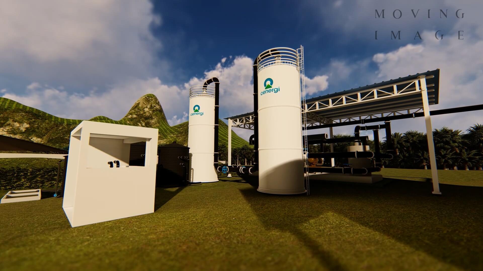 Biogas Cenergi